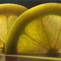 Dennis Wojtkiewicz's Fruit Paintings