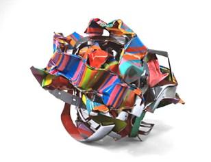 john-chamberlain-crushed-car-exhibition-7