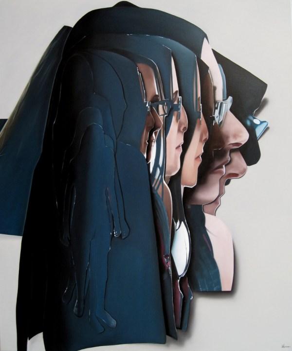Hyperrealism Paintings