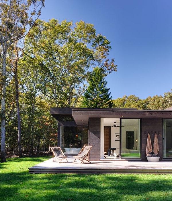 Natura Wohndesign: Athena And Victor Calderone's Amagansett Home