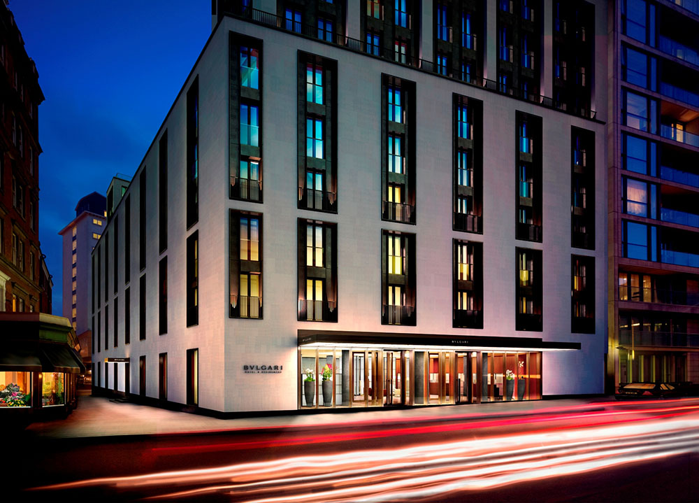 Bulgari Hotel London Spa Contact