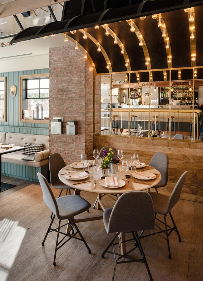 Cuisine Style Bistrot Chic