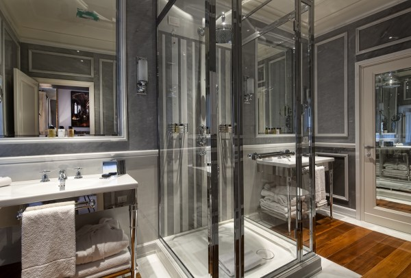 Jk place hotel in rome for Boutique hotel anahi roma