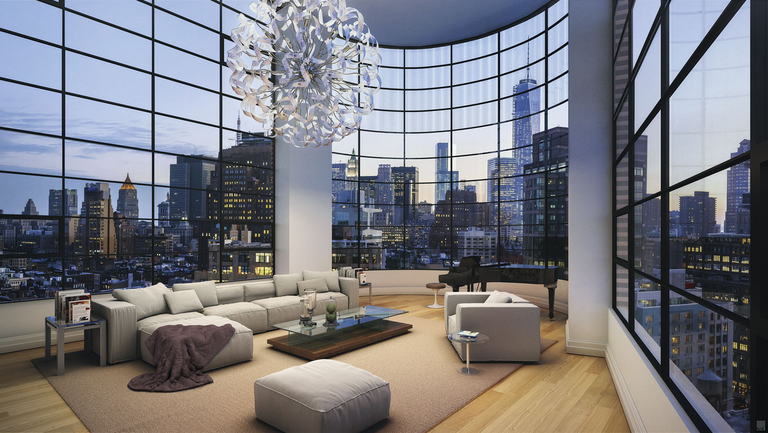 7 Dreamy New York Mansion for Sale