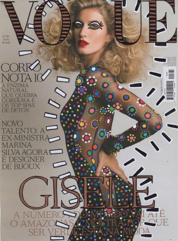 Ana Strumpf' Diy Magazine Covers