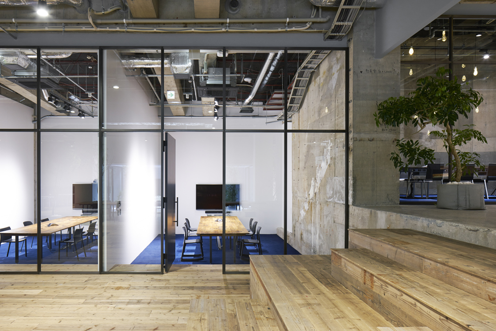 AKQA Office Space Remodeled