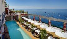Le Sirenuse Hotel In Positano Italy