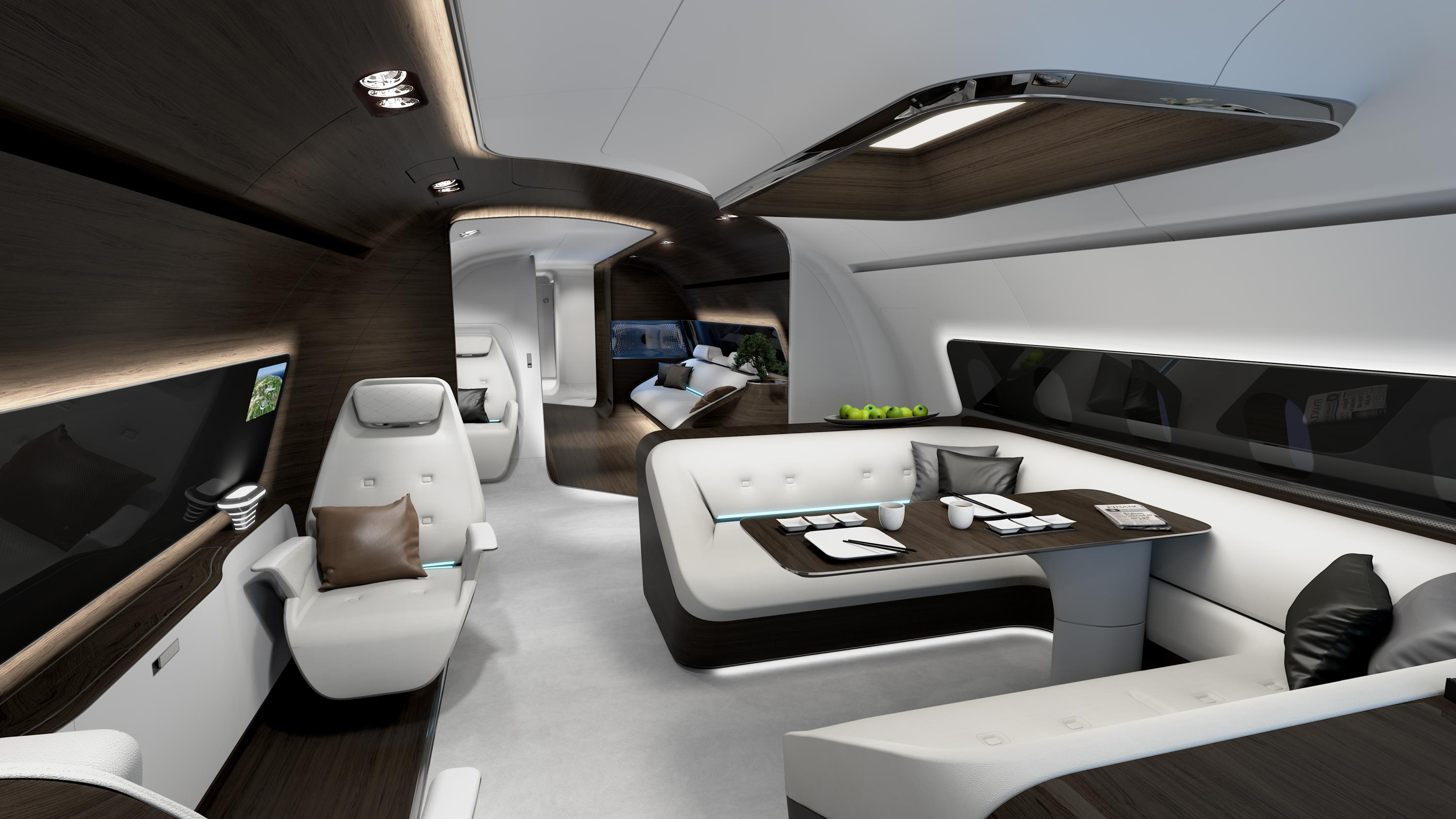 BACK TO Mercedes Goes In The Air For The Modern Jet Setters · « · » · « · »