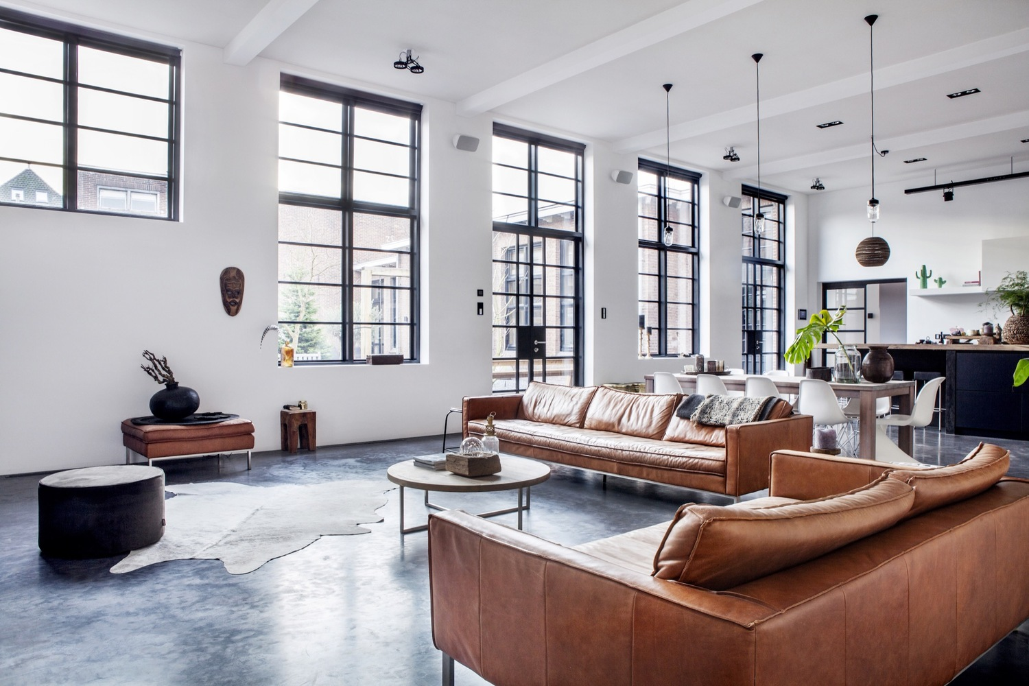 Converted School into Gorgeous Family Home | Trendland
