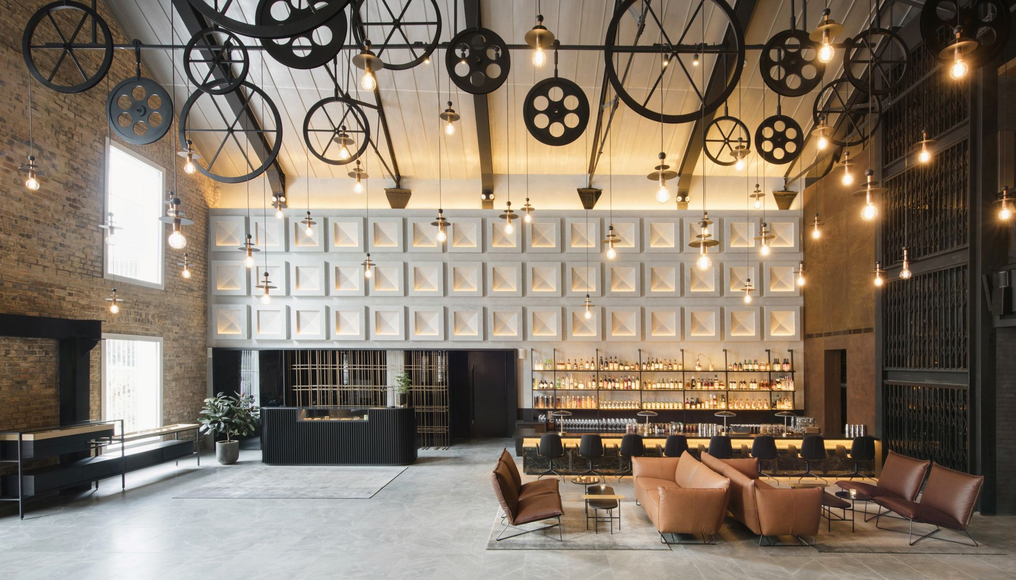 Industrial Chic Mood At The Warehouse Hotel [Singapore]