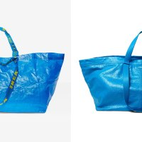 Ikea Mocks Balenciaga for Making a $2,145 Version of Its Famous Blue Bag