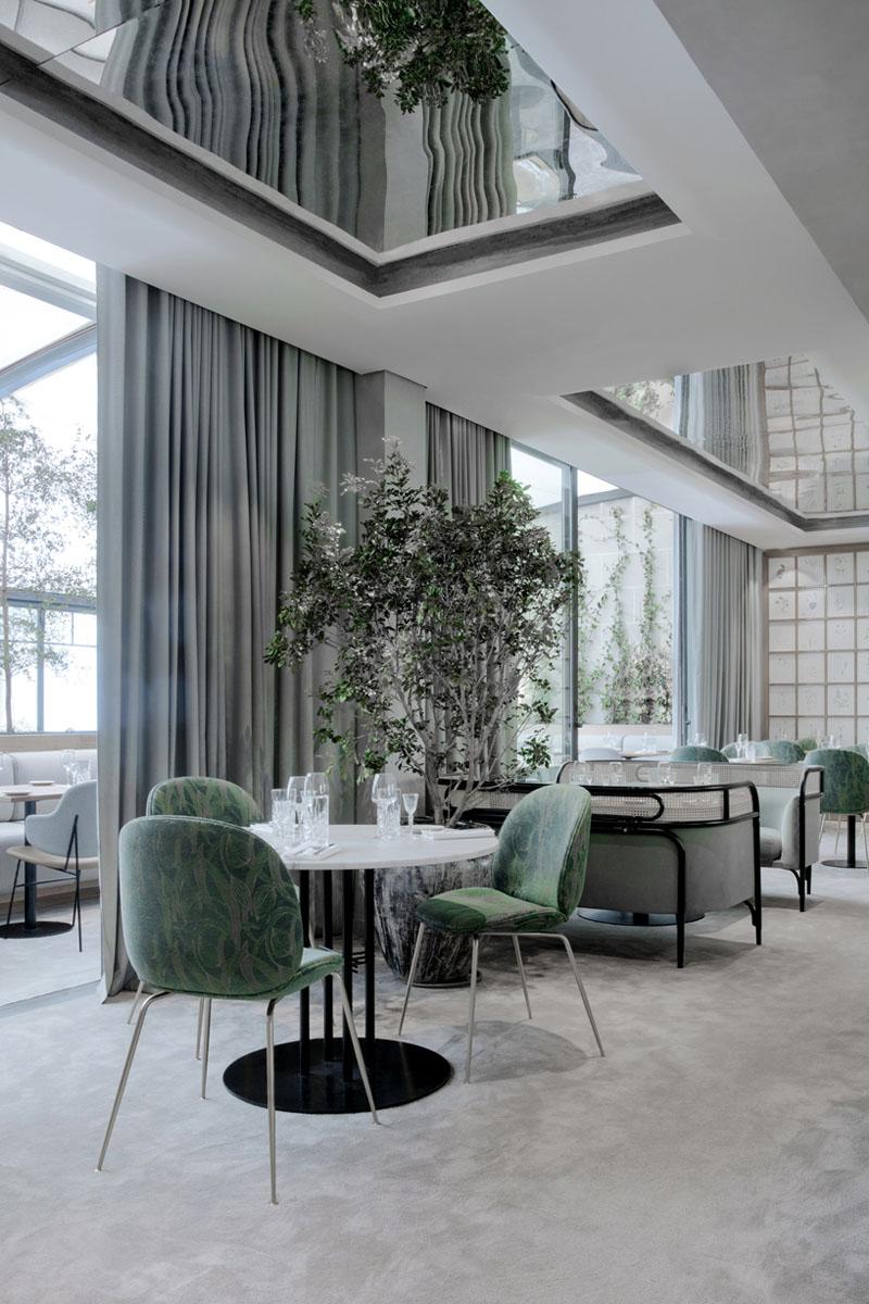 maison du denmark s restaurant brasserie paris trendland. Black Bedroom Furniture Sets. Home Design Ideas