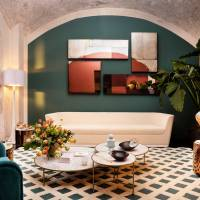 Sé Created a Four Rooms Apartment at Rossana Orlandi Gallery