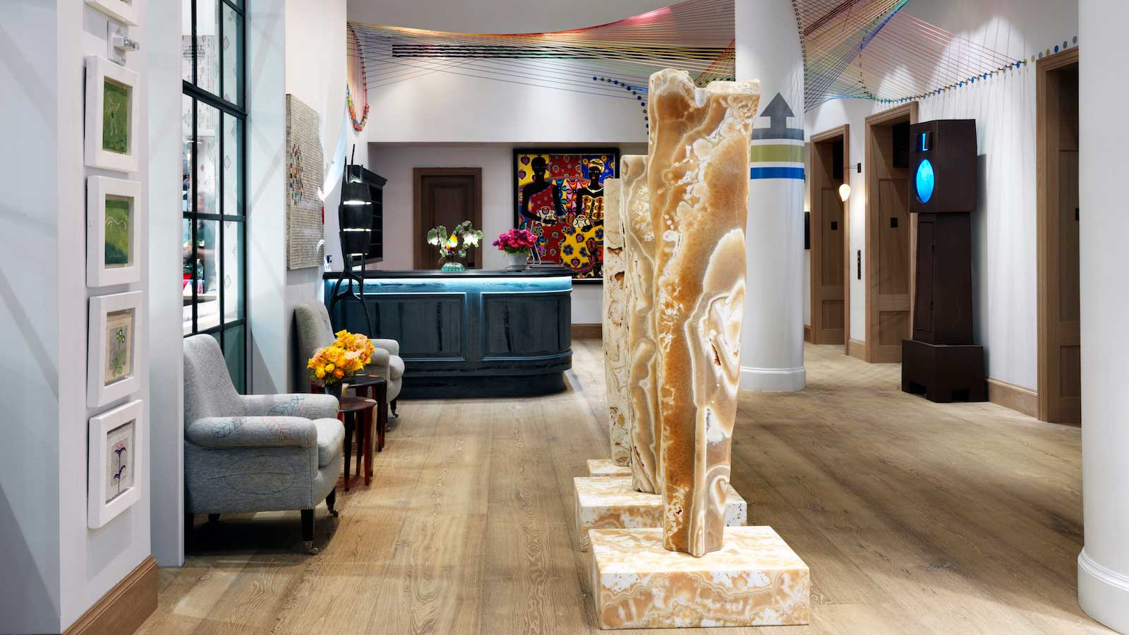 The whitby hotel new york trendland for Boutique hotel anahi roma