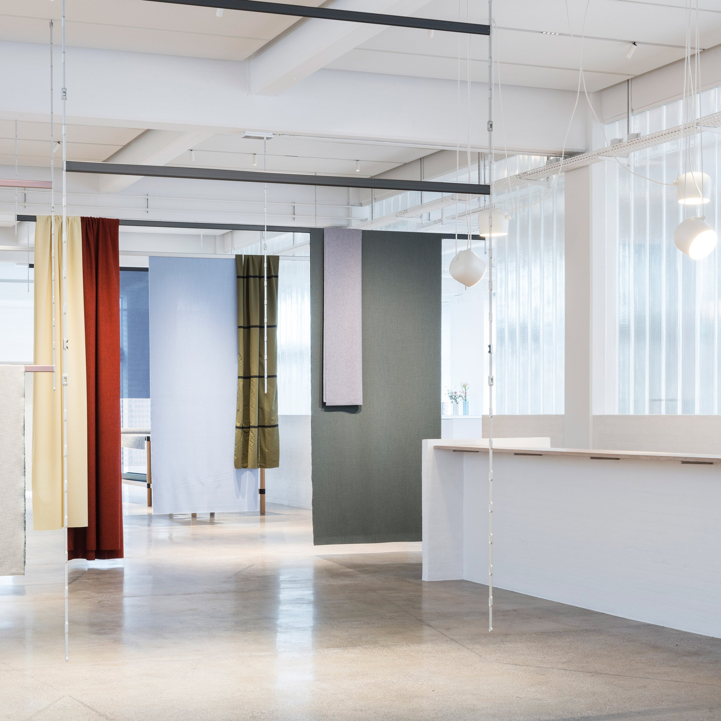 A Space Reflecting Kvadrat's Respect For Materiality