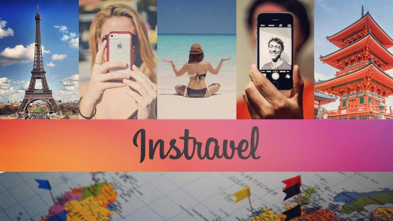 Instravel Timelapse Made from Thousands of Instagrammers