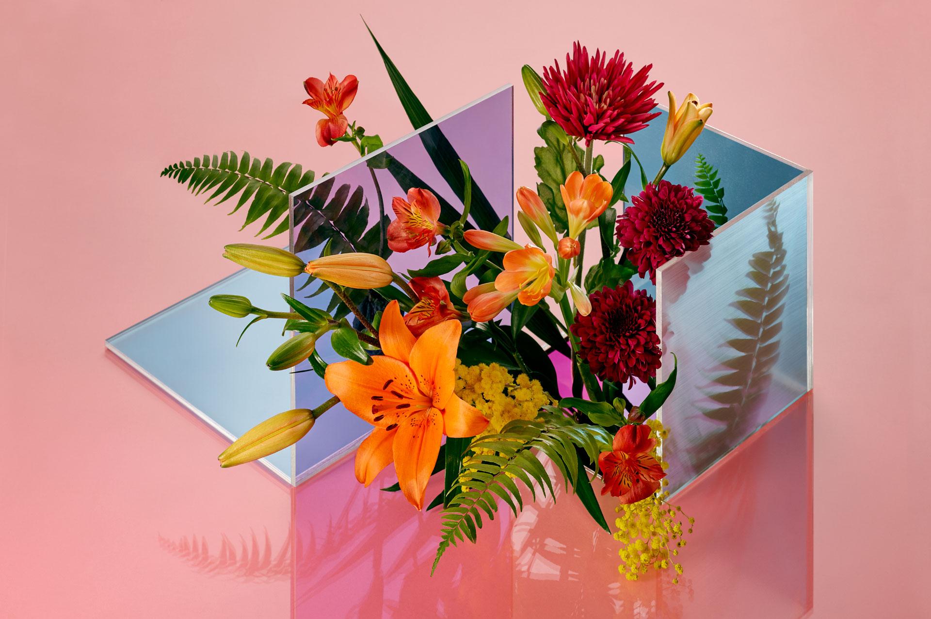 The beauty of flowers plexiglass trendland design art the beauty of flowers plexiglass izmirmasajfo
