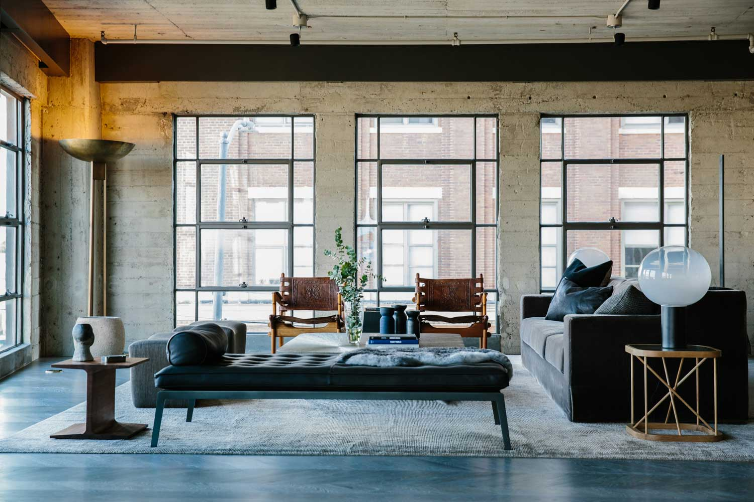 stunning industrial loft from downtown la