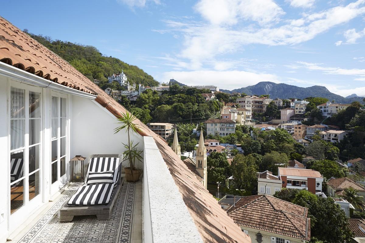 a bohemian urban retreat at santa teresa hotel rio de janeiro trendland. Black Bedroom Furniture Sets. Home Design Ideas