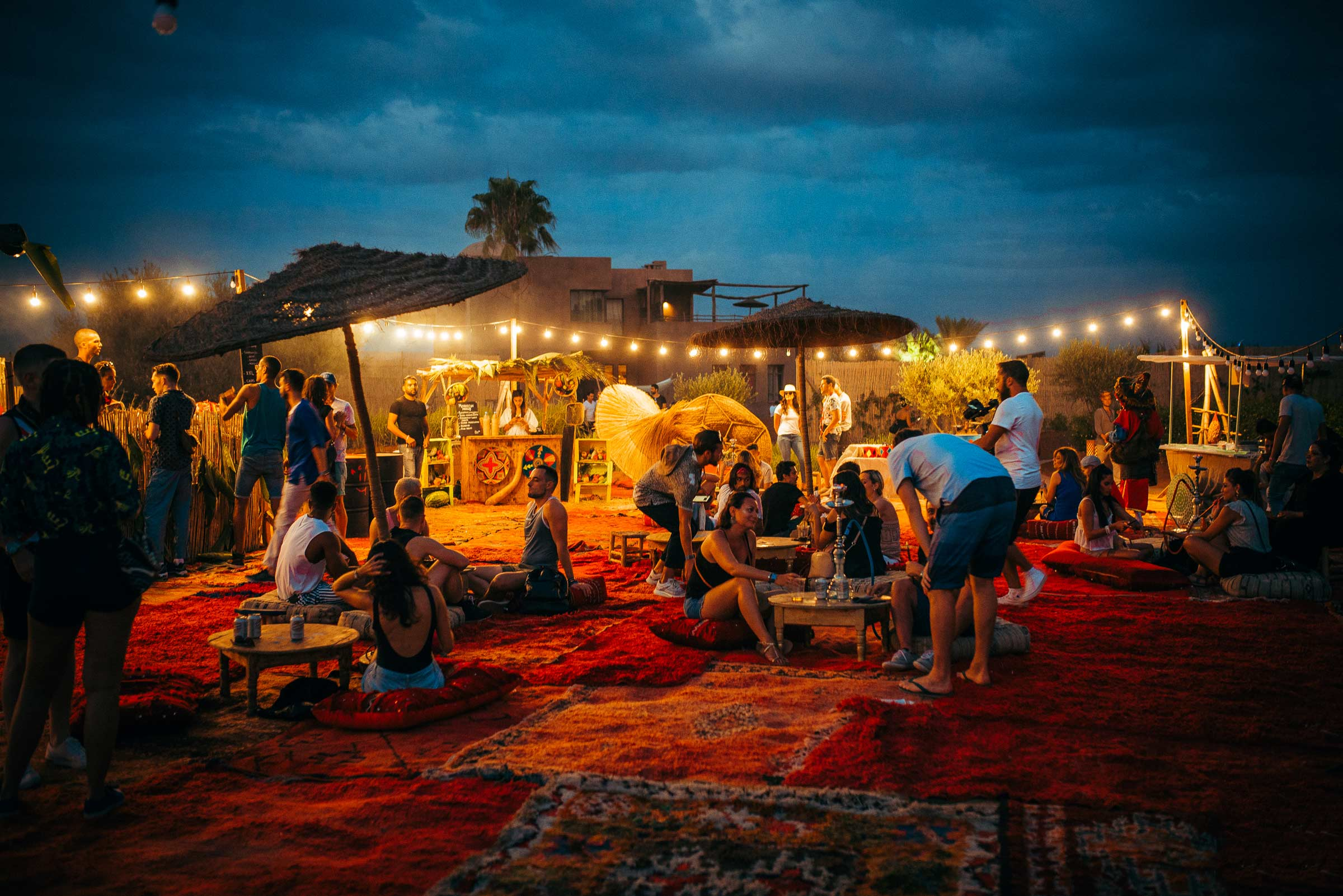 OASIS: A Boutique Festival You Want to Check out! [Marrakech]