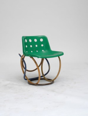 martino gamper olympia 100 Chairs in 100 Days