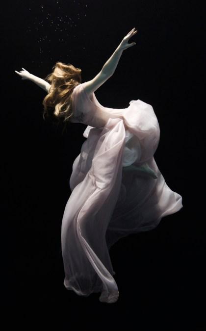 nadia moro 1 Underwater Ballet by Nadia Moro