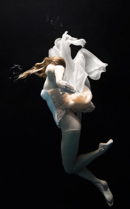 nadia moro 2 Underwater Ballet by Nadia Moro