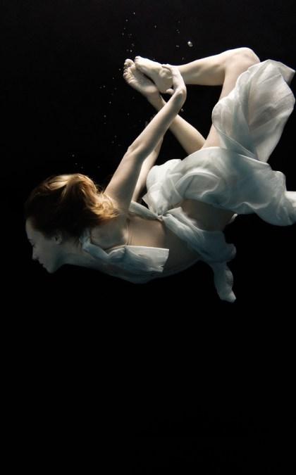 nadia moro 9 Underwater Ballet by Nadia Moro