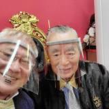 ドクター中松 超新型マスク