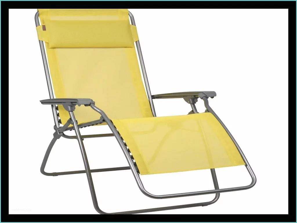 Pliante Chaise Longue De Lafuma Jardin 9YEWDH2I