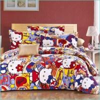 Hello Kitty Bedroom Set Hello Kitty Bedding Set  Trendmetr