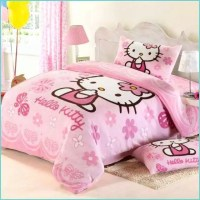 Hello Kitty Bedroom Set Hello Kitty Bedding Set  Trendmetr