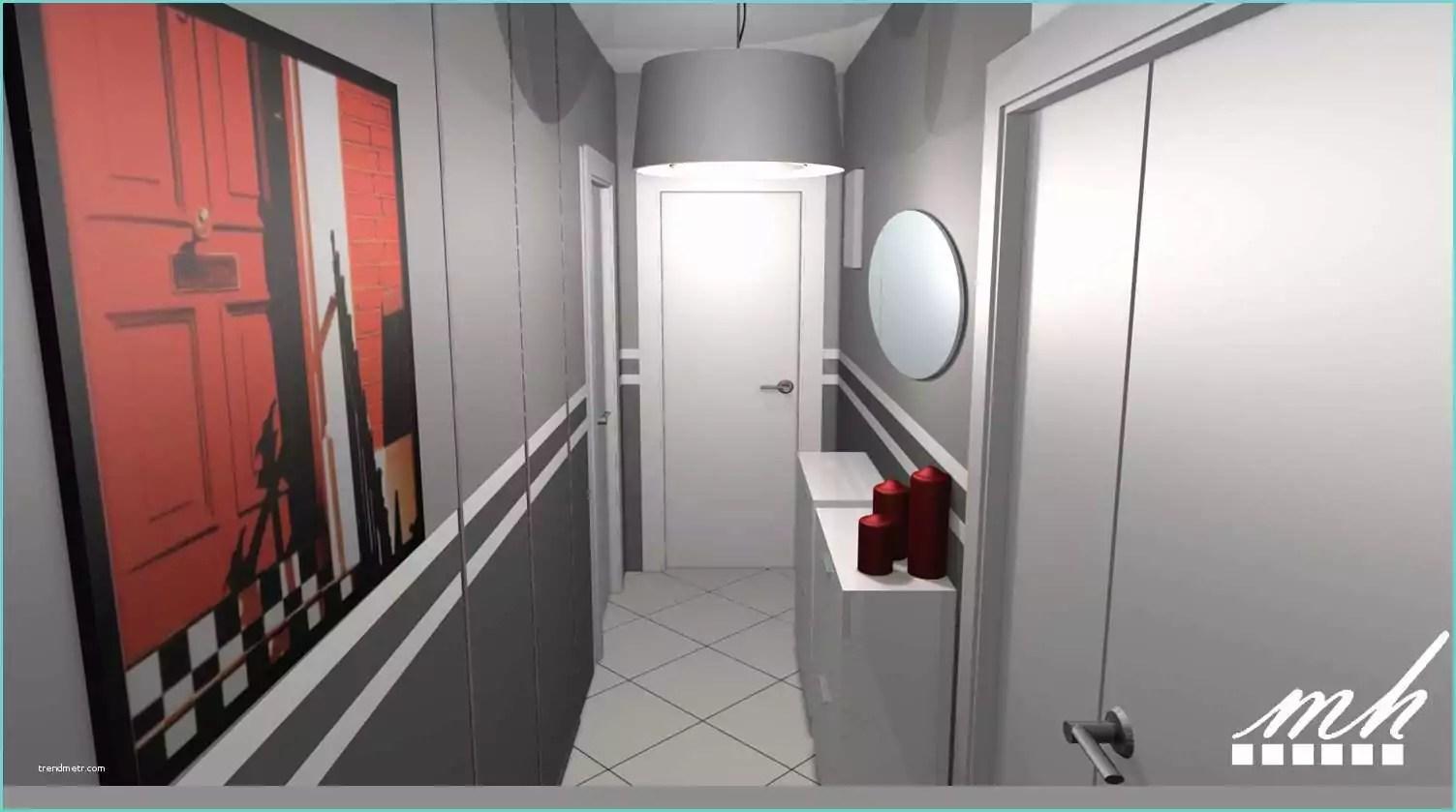 Idee Deco Couloir Avec Escalier | Cage D Escalier Deco