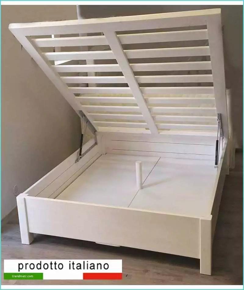 Letto Contenitore Senza Testata Ikea Letto Matrimoniale In