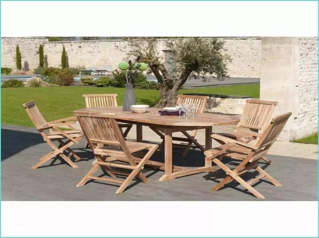 Salon De Jardin Resine Tressee Table Ovale | Table Et Chaise De ...