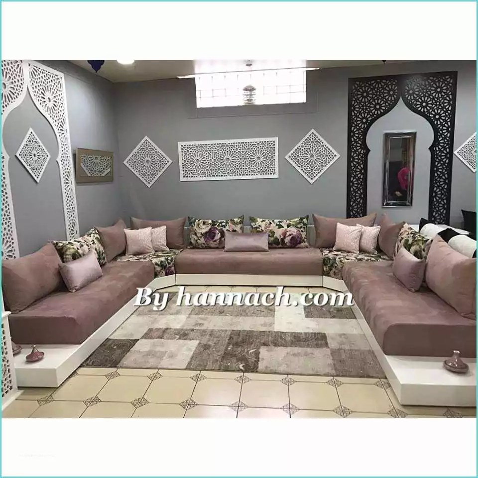 Charmant Stunning Photo De Salon Marocain Moderne Images House Design