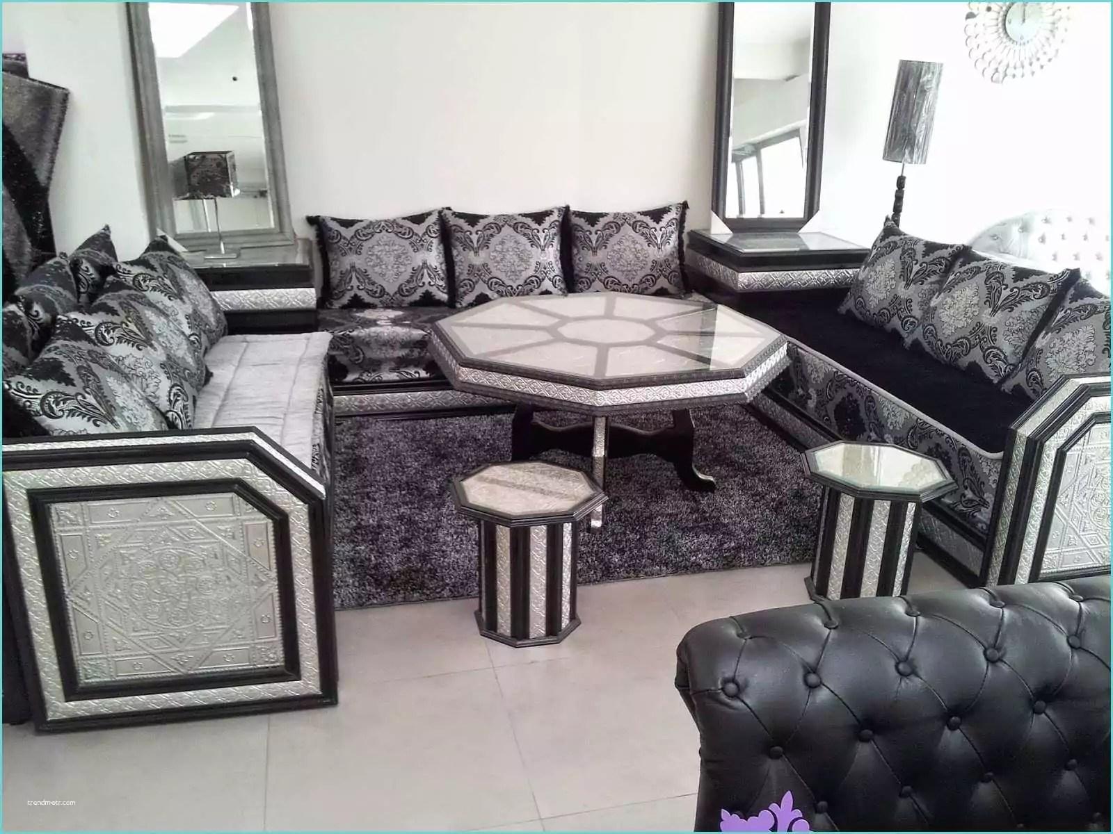 Decoration Moderne Marocaine | Meilleur Deco Salon Gris ...