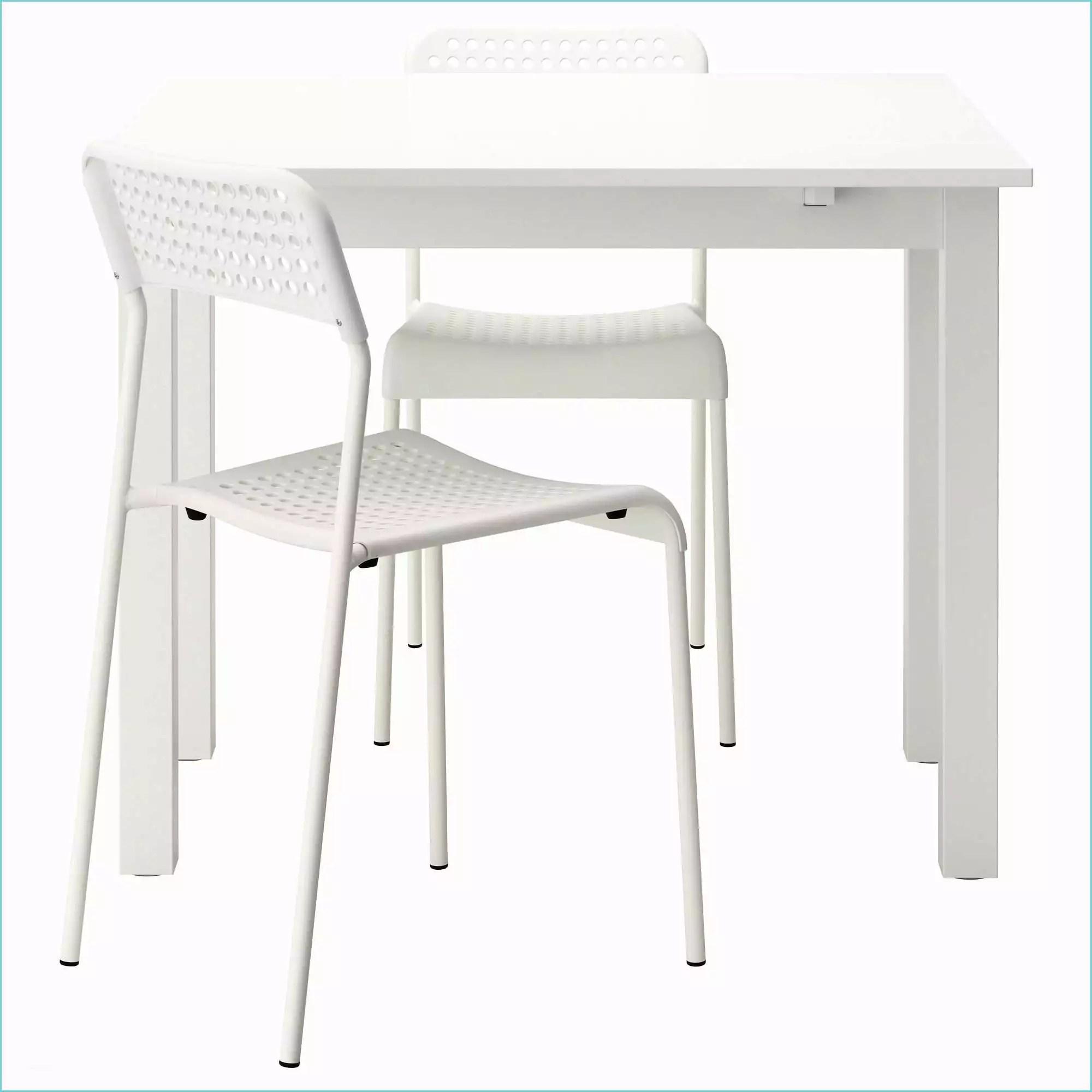 Table Et Chaises De Cuisine Ikea