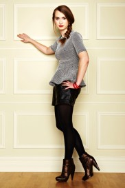 Check out the rest in Peplum and Leather,