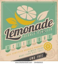 stock-vector-retro-poster-design-for-ice-cold-lemonade-vintage-label-for-gmo-free-organic-fruit-product-food-194992610
