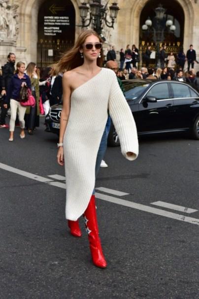 #PFW: Stella McCartney Arrivals