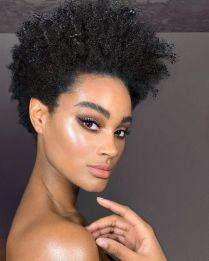 glossy makeup 4