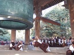 京都 知恩院 除夜の鐘~日本最大級の大梵鐘