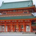 京都 平安神宮の初詣
