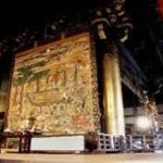 京都 真如堂 江戸時代に描かれた涅槃図公開