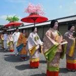 京都最古の祭 春の風物詩 葵祭
