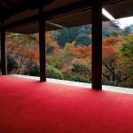 京都山間の紅葉狩りと老舗旅館の穴場ランチ