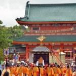 京に広がる時代絵巻 時代祭