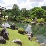 京都の年末年始は雅な二条城庭園の観賞を