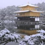 京都 雪化粧絶景の定番観光巡り